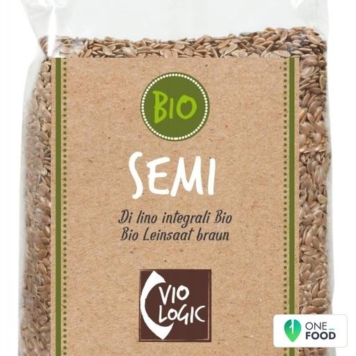 Semi Di Lino Bio 1 X 500 G